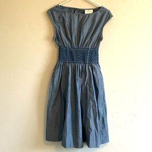Kate Spade Chambray Blaire Dress